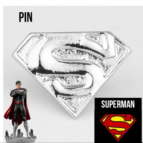 e763e04464 DC Comics Accessories | Superman 1 Man Of Steel Collectible Silver ...